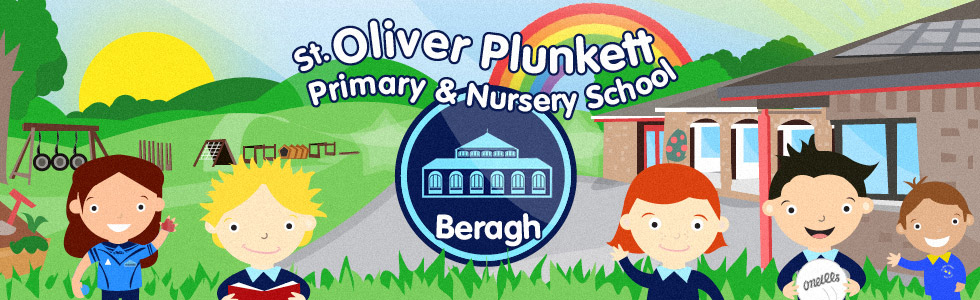 St Oliver Plunkett School Primary School and Nursery 9 Laragh Road, Beragh, Omagh