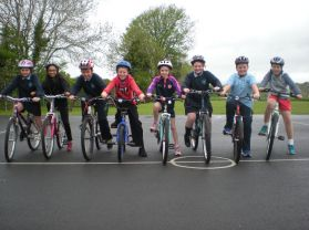 Cycling Proficiency Success