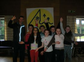 Y7 Pupils enjoy Gortatole