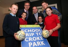 Irish News Cooke Park Competition